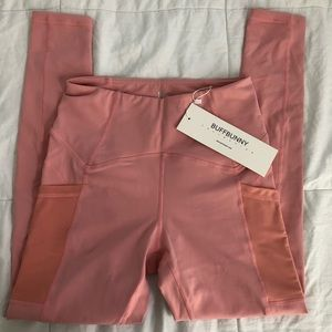 Buffbunny Collection Athena Workout Leggings Sz M